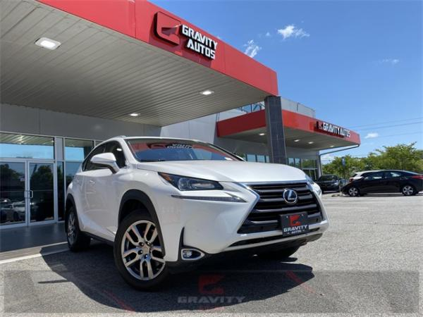 Used 2016 Lexus NX 200t for sale Sold at Gravity Autos in Roswell GA 30076 1