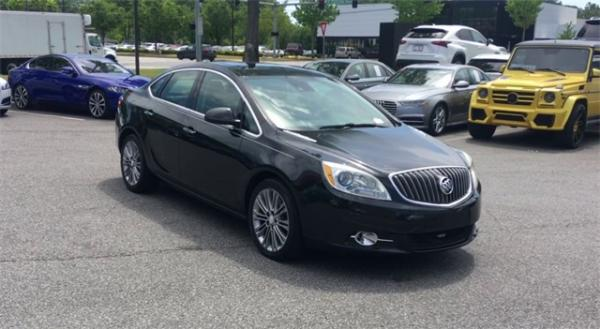 Used 2015 Buick Verano Leather Group for sale $11,492 at Gravity Autos in Roswell GA 30076 2