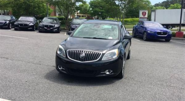 Used 2015 Buick Verano Leather Group for sale $11,492 at Gravity Autos in Roswell GA 30076 3