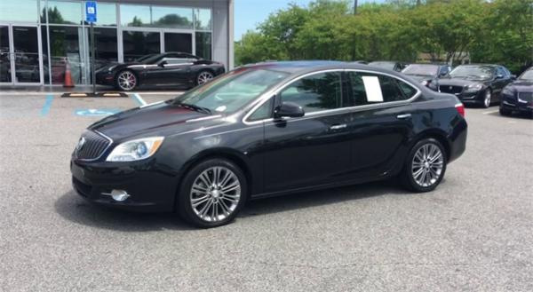 Used 2015 Buick Verano Leather Group for sale $11,492 at Gravity Autos in Roswell GA 30076 4