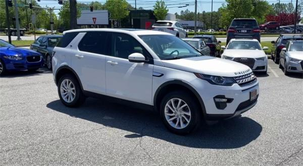 Used 2016 Land Rover Discovery Sport HSE for sale $21,492 at Gravity Autos in Roswell GA 30076 2