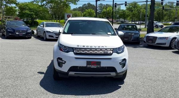 Used 2016 Land Rover Discovery Sport HSE for sale $21,492 at Gravity Autos in Roswell GA 30076 3