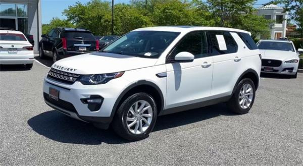 Used 2016 Land Rover Discovery Sport HSE for sale $21,492 at Gravity Autos in Roswell GA 30076 4