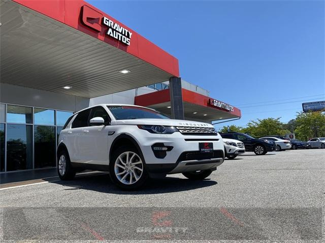 Used 2016 Land Rover Discovery Sport HSE for sale $21,492 at Gravity Autos in Roswell GA 30076 1