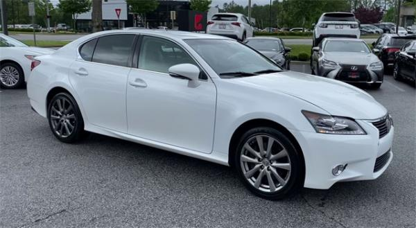 Used 2015 Lexus GS 350 for sale $19,992 at Gravity Autos in Roswell GA 30076 2