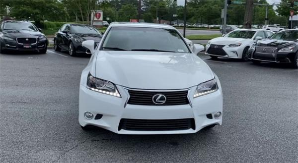Used 2015 Lexus GS 350 for sale $19,992 at Gravity Autos in Roswell GA 30076 3