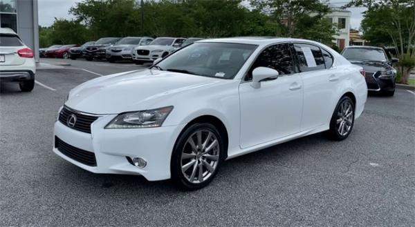 Used 2015 Lexus GS 350 for sale $19,992 at Gravity Autos in Roswell GA 30076 4