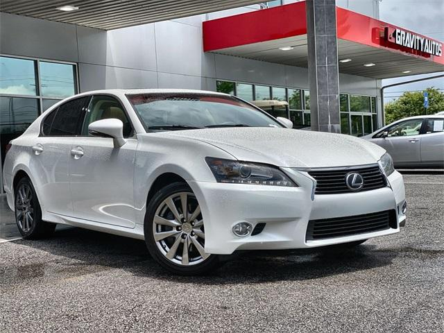 Used 2015 Lexus GS 350 for sale $19,992 at Gravity Autos in Roswell GA 30076 1