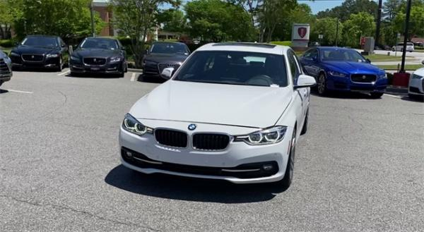 Used 2017 BMW 3 Series 330e iPerformance for sale Sold at Gravity Autos in Roswell GA 30076 3
