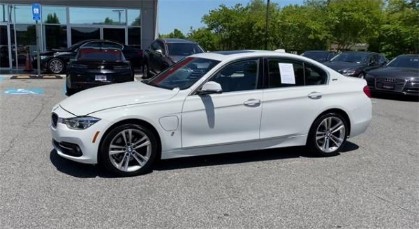 Used 2017 BMW 3 Series 330e iPerformance for sale Sold at Gravity Autos in Roswell GA 30076 4