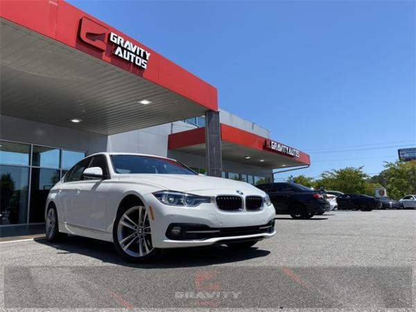 Used 2017 BMW 3 Series 330e iPerformance for sale Sold at Gravity Autos in Roswell GA 30076 1