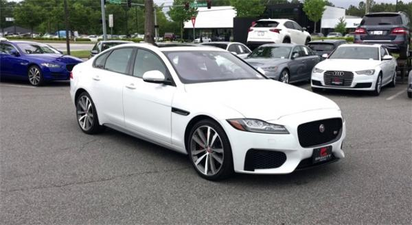 Used 2017 Jaguar XF S for sale $33,492 at Gravity Autos in Roswell GA 30076 2
