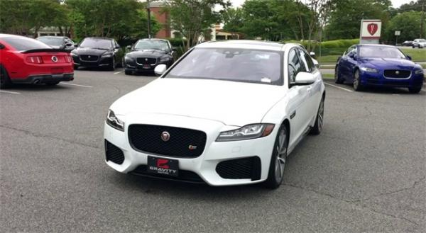 Used 2017 Jaguar XF S for sale $33,492 at Gravity Autos in Roswell GA 30076 3