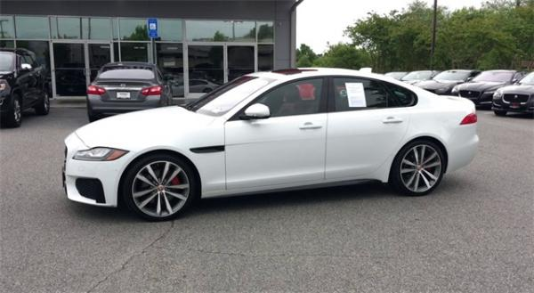 Used 2017 Jaguar XF S for sale $33,492 at Gravity Autos in Roswell GA 30076 4