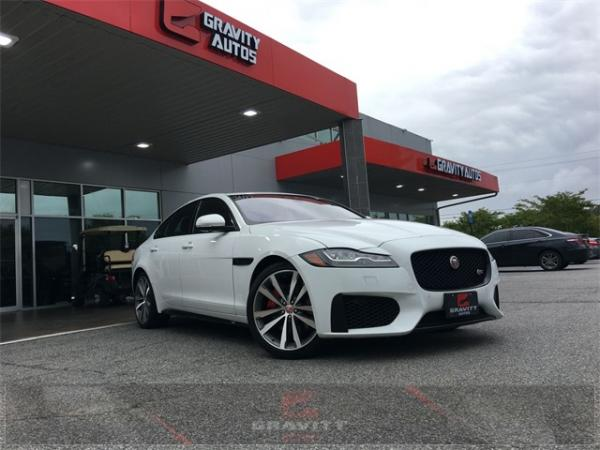 Used 2017 Jaguar XF S for sale $33,492 at Gravity Autos in Roswell GA 30076 1