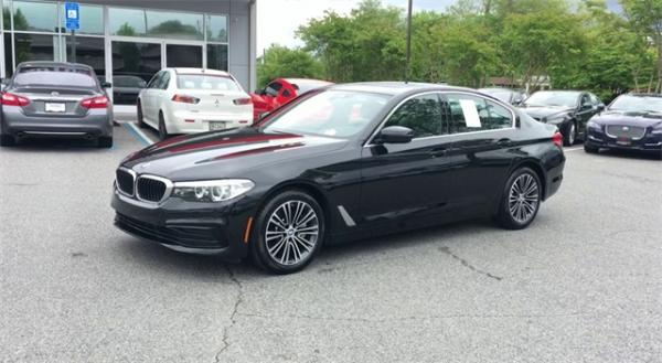 Used 2019 BMW 5 Series 530i for sale $36,492 at Gravity Autos in Roswell GA 30076 4