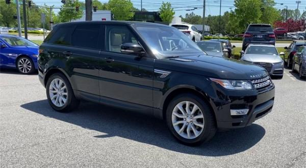 Used 2016 Land Rover Range Rover Sport 3.0L V6 Supercharged HSE for sale $35,492 at Gravity Autos in Roswell GA 30076 2