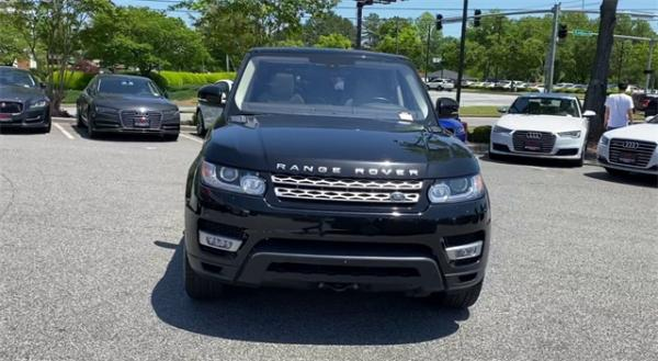 Used 2016 Land Rover Range Rover Sport 3.0L V6 Supercharged HSE for sale $35,492 at Gravity Autos in Roswell GA 30076 3