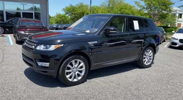 Used 2016 Land Rover Range Rover Sport 3.0L V6 Supercharged HSE for sale $35,492 at Gravity Autos in Roswell GA 30076 4