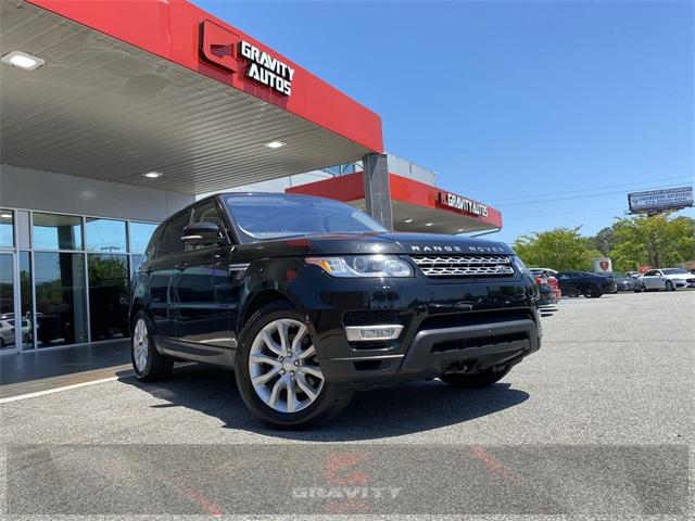 Used 2016 Land Rover Range Rover Sport 3.0L V6 Supercharged HSE for sale $35,492 at Gravity Autos in Roswell GA 30076 1