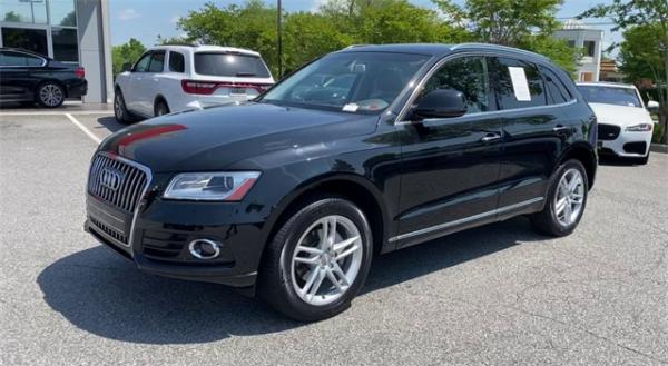 Used 2017 Audi Q5 2.0T Premium for sale $22,990 at Gravity Autos in Roswell GA 30076 4