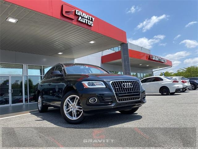 Used 2017 Audi Q5 2.0T Premium for sale $22,990 at Gravity Autos in Roswell GA 30076 1
