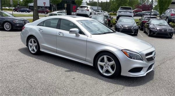 Used 2016 Mercedes-Benz CLS CLS 400 for sale $30,492 at Gravity Autos in Roswell GA 30076 2