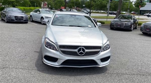 Used 2016 Mercedes-Benz CLS CLS 400 for sale $30,492 at Gravity Autos in Roswell GA 30076 3