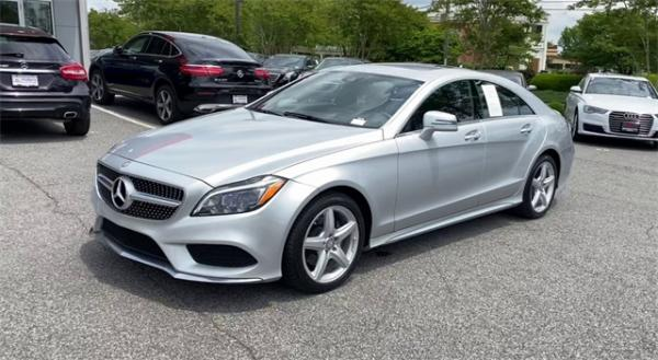 Used 2016 Mercedes-Benz CLS CLS 400 for sale $30,492 at Gravity Autos in Roswell GA 30076 4
