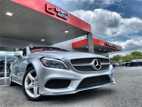 Used 2016 Mercedes-Benz CLS CLS 400 for sale $30,492 at Gravity Autos in Roswell GA 30076 1