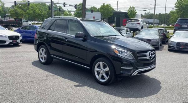Used 2017 Mercedes-Benz GLE GLE 350 for sale Sold at Gravity Autos in Roswell GA 30076 2