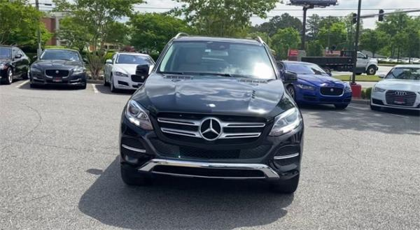 Used 2017 Mercedes-Benz GLE GLE 350 for sale Sold at Gravity Autos in Roswell GA 30076 3