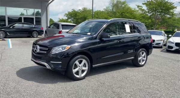 Used 2017 Mercedes-Benz GLE GLE 350 for sale Sold at Gravity Autos in Roswell GA 30076 4