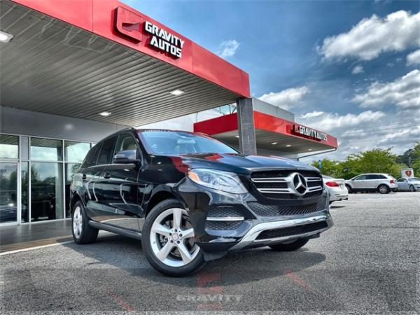 Used 2017 Mercedes-Benz GLE GLE 350 for sale Sold at Gravity Autos in Roswell GA 30076 1