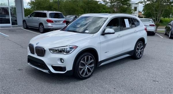 Used 2017 BMW X1 sDrive28i for sale $20,492 at Gravity Autos in Roswell GA 30076 4