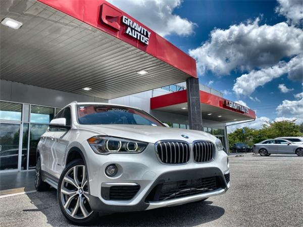 Used 2017 BMW X1 sDrive28i for sale $20,492 at Gravity Autos in Roswell GA 30076 1