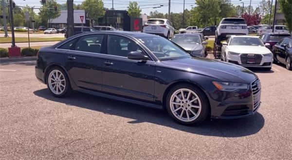 Used 2017 Audi A6 2.0T Premium Plus for sale $20,992 at Gravity Autos in Roswell GA 30076 2