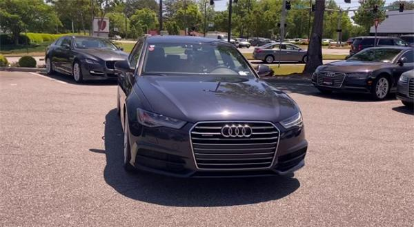 Used 2017 Audi A6 2.0T Premium Plus for sale $20,992 at Gravity Autos in Roswell GA 30076 3