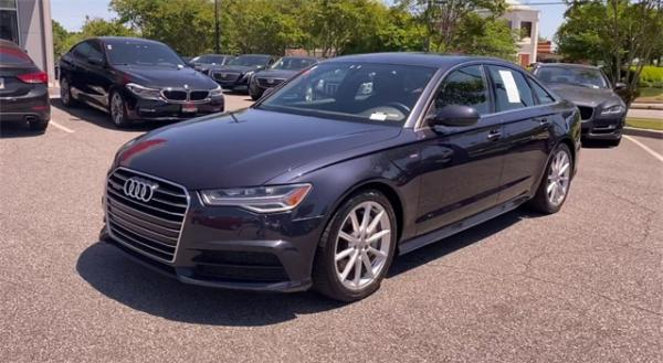 Used 2017 Audi A6 2.0T Premium Plus for sale $20,992 at Gravity Autos in Roswell GA 30076 4