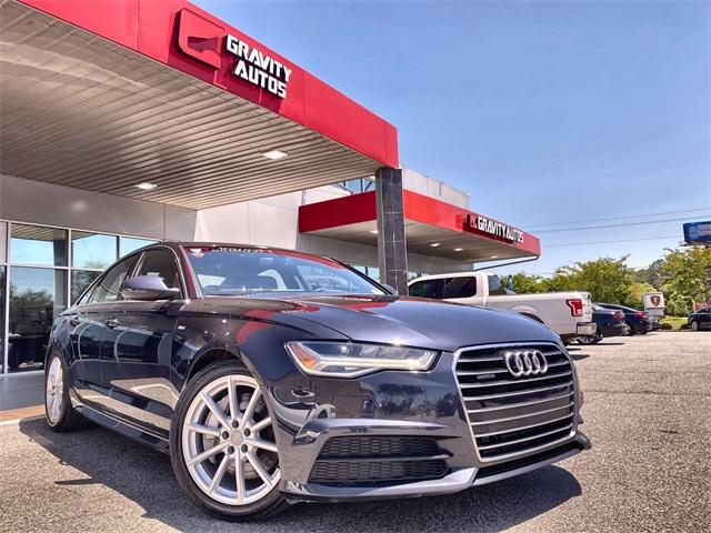 Used 2017 Audi A6 2.0T Premium Plus for sale $20,992 at Gravity Autos in Roswell GA 30076 1