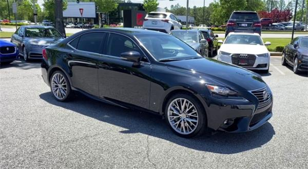 Used 2016 Lexus IS 200t for sale $18,990 at Gravity Autos in Roswell GA 30076 2