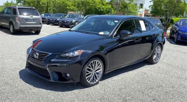 Used 2016 Lexus IS 200t for sale $18,990 at Gravity Autos in Roswell GA 30076 4