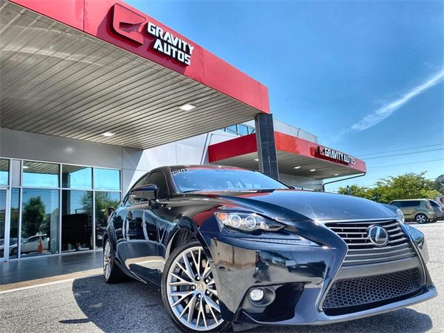 Used 2016 Lexus IS 200t for sale $18,990 at Gravity Autos in Roswell GA 30076 1