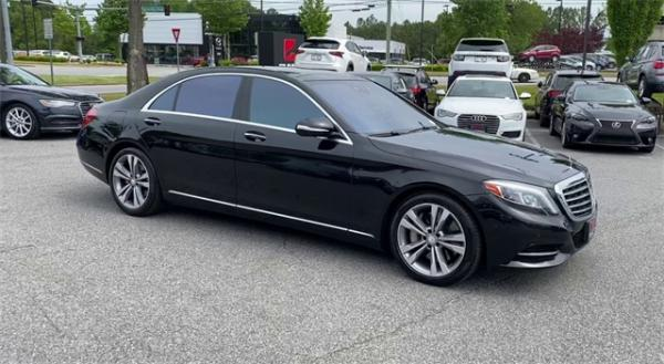 Used 2017 Mercedes-Benz S-Class S 550 for sale $46,992 at Gravity Autos in Roswell GA 30076 2