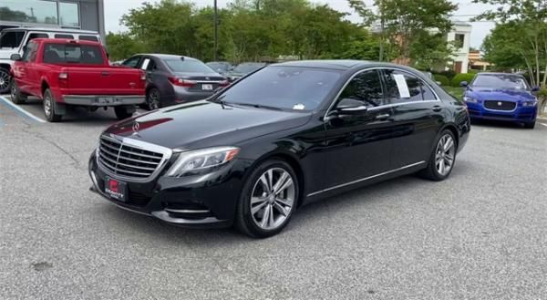Used 2017 Mercedes-Benz S-Class S 550 for sale $46,992 at Gravity Autos in Roswell GA 30076 4
