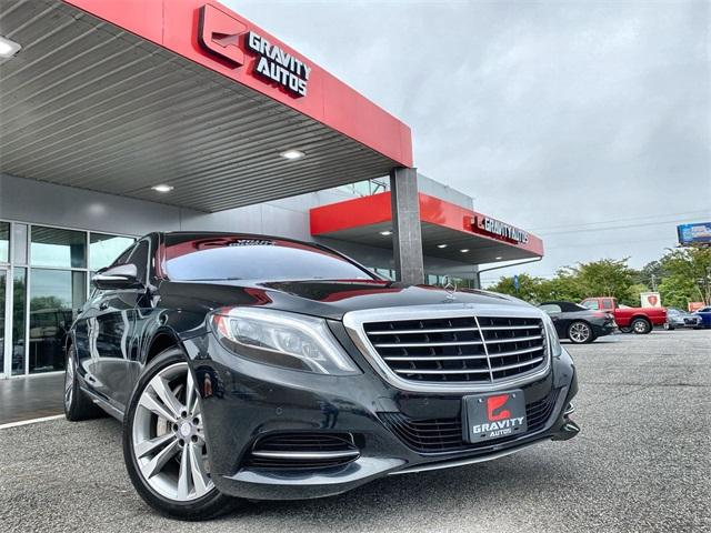 Used 2017 Mercedes-Benz S-Class S 550 for sale $46,992 at Gravity Autos in Roswell GA 30076 1