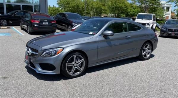 Used 2017 Mercedes-Benz C-Class C 300 for sale $26,990 at Gravity Autos in Roswell GA 30076 4