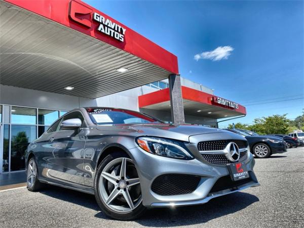 Used 2017 Mercedes-Benz C-Class C 300 for sale $26,990 at Gravity Autos in Roswell GA 30076 1