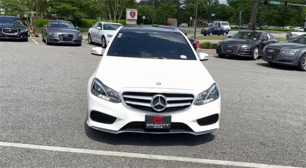 Used 2014 Mercedes-Benz E-Class E 350 for sale $13,991 at Gravity Autos in Roswell GA 30076 3