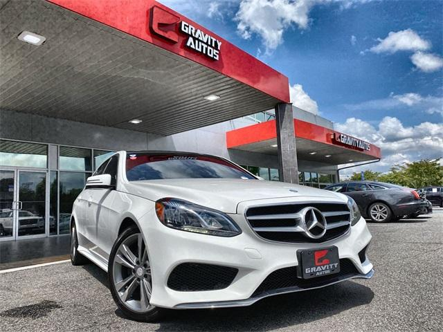 Used 2014 Mercedes-Benz E-Class E 350 for sale $13,991 at Gravity Autos in Roswell GA 30076 1